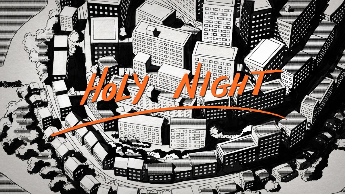 Holy Night still by Danae Diaz