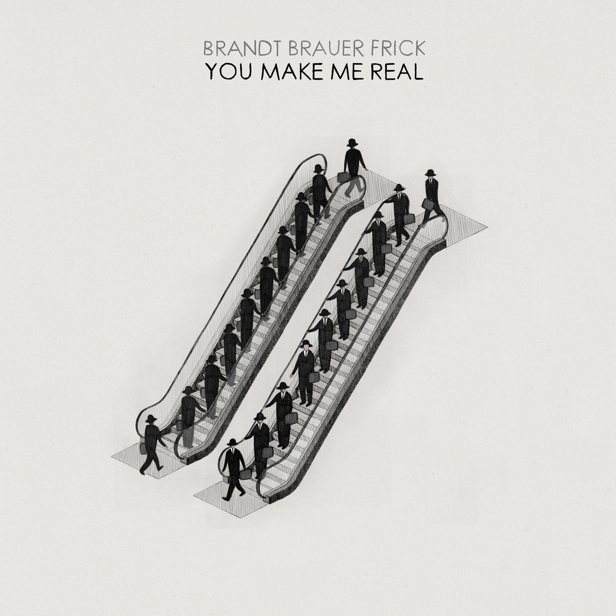 cover illustration you make me real rolltreppe by danae diaz